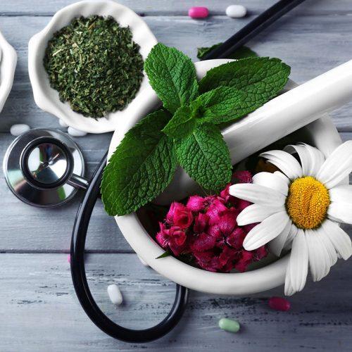 درمان با طب سنتی